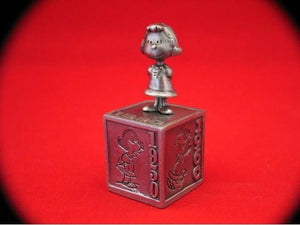 5 Decades of Lucy Pewter Figurine