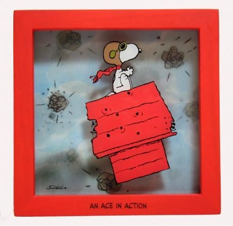 Hallmark Picture Box: An Ace In Action in 2-D