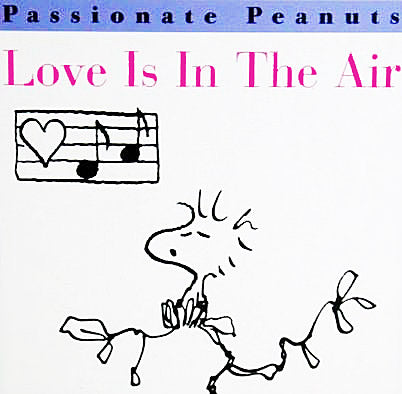 Hallmark Hardback Book: Love Is In The Air