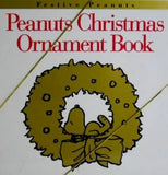 Hallmark Hardback Book: Peanuts Christmas Ornament Book