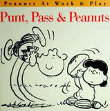 Hallmark Hardback Book: Punt, Pass, and Peanuts