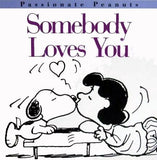 Hallmark Hardback Book: Somebody Loves You