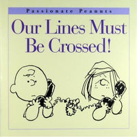 Hallmark Hardback Book: Our Lines Must Be Crossed