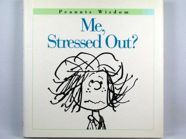 Hallmark Hardback Book: Me, Stressed Out?