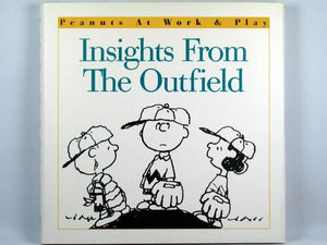 Hallmark Hardback Book: Insights From The Outfield