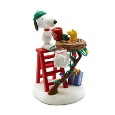 2007 Snoopy Job Well Done Christmas Ornament