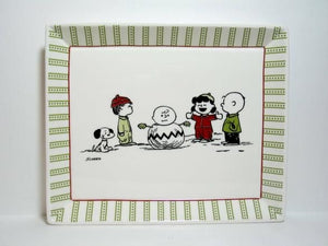 Limited-Edition Ceramic Dish - Peanuts Gang