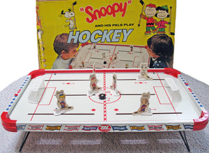 1972 Snoopy Hockey Game - RARE! (No Box)