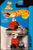 Hot Wheels Snoopy: HW CITY