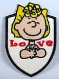 Imported Sally Patch - Love