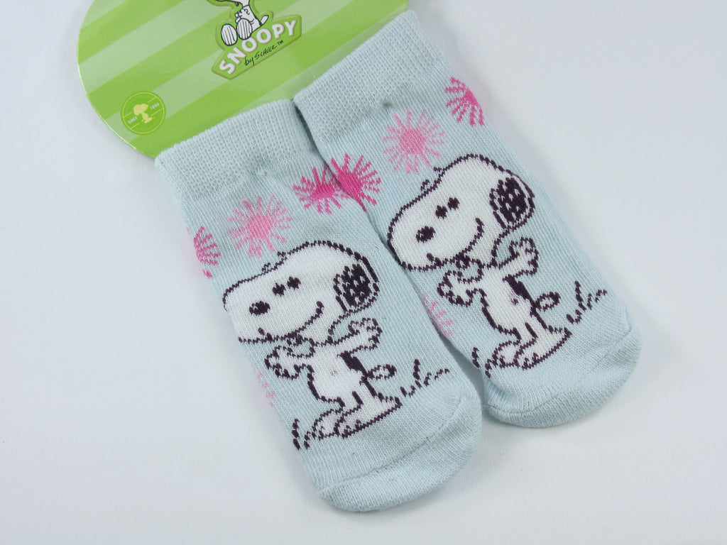 Infant Snoopy Socks - 0 - 6 Months