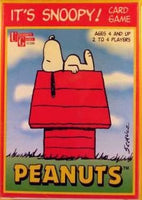 It's Snoopy Card Game