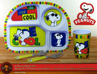 Joe Cool Kids Dining Set With Utensils