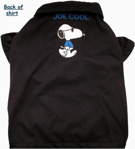 Joe Cool Dog Polo Shirt