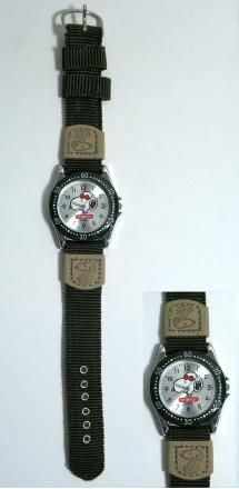 Joe Cool Watch - Green