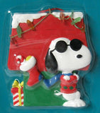 ADLER JOE COOL DOGHOUSE ORNAMENT
