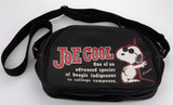 Joe Cool Leather-Like Shoulder Purse