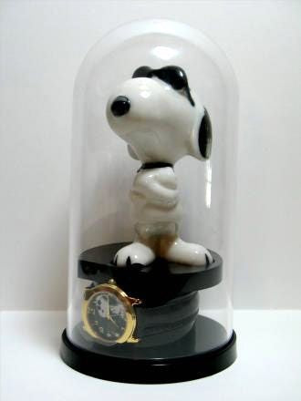 Joe Cool Watch and Figurine Set
