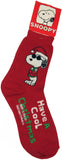 Joe Cool Santa Crew-Length Socks