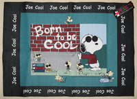 Joe Cool Tapestry-Style Woven Floor Mat (Or Hang As Wall Decor!)