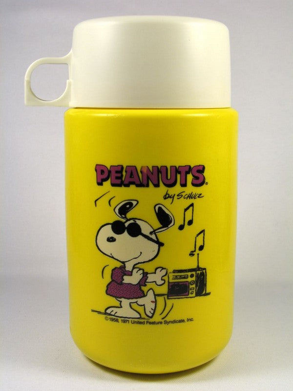 Joe Cool Thermos Bottle