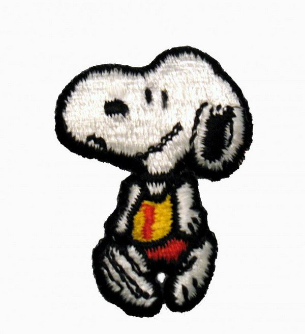 SNOOPY JOGGER PATCH