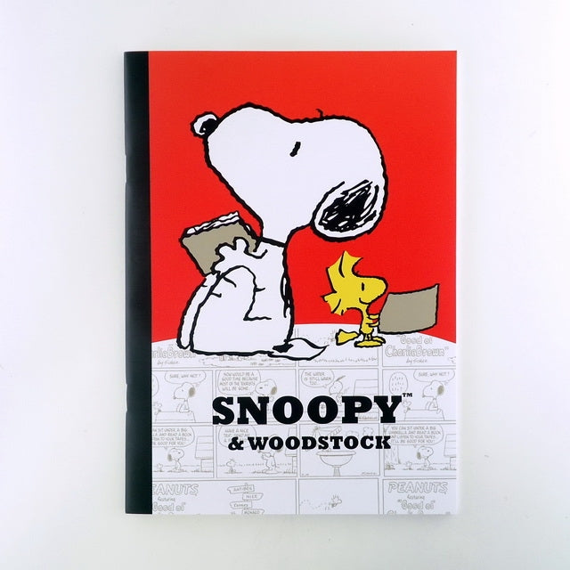 Snoopy and Woodstock Journal / Notebook