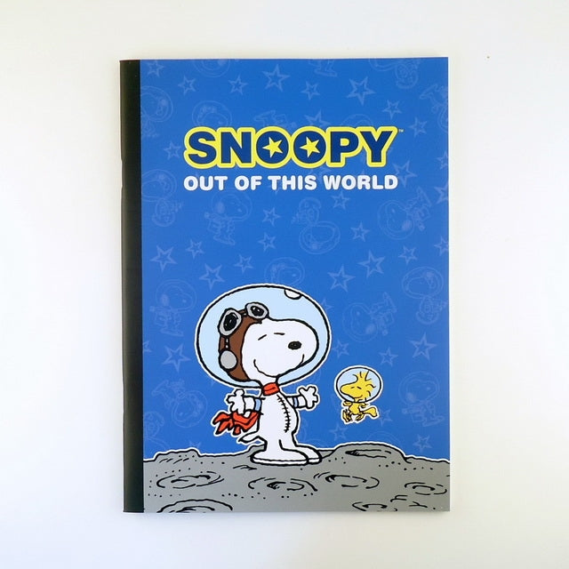 Snoopy Astronaut Journal / Notebook