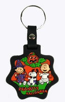 Peanuts Halloween Vinyl Key Chain - The Peanuts Gang