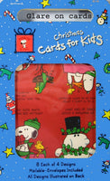 Snoopy Christmas Cards For Kids