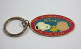 Knott's Berry Farm Metal Key Chain