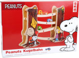 Peanuts Wooden Marble Run Game
