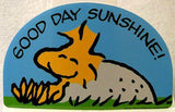 Woodstock Vinyl Sticker - Good Day Sunshine