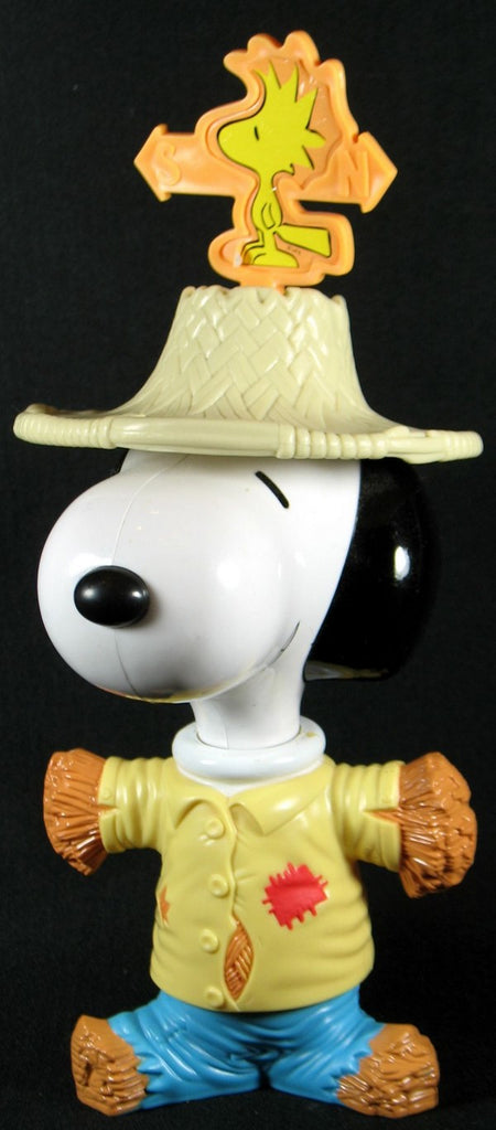 Snoopy McDonald's of Australia Figure - Scarecrow