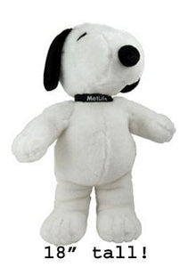 Met Life Extra Large Plush Doll