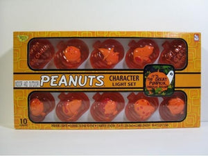 It's The Great Pumpkin, Charlie Brown String Light Set