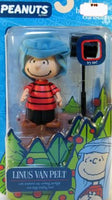 Linus Figure With Working Light - Charlie Brown Christmas Memory Lane - ON SALE!