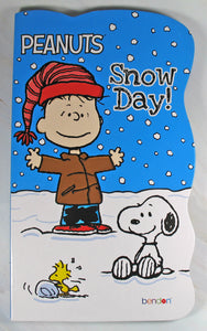 Peanuts Board Book - Snow Day!