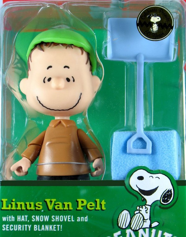 Linus Figure - Charlie Brown Christmas Memory Lane