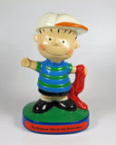 Peanuts Philosophy Figurine - Linus and Love