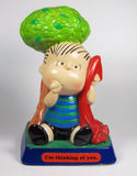 Peanuts Philosophy Figurine - Linus Thinking Of You