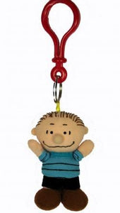 Linus Plush Doll Key Chain