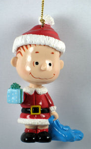Danbury Mint Christmas Ornament - Linus