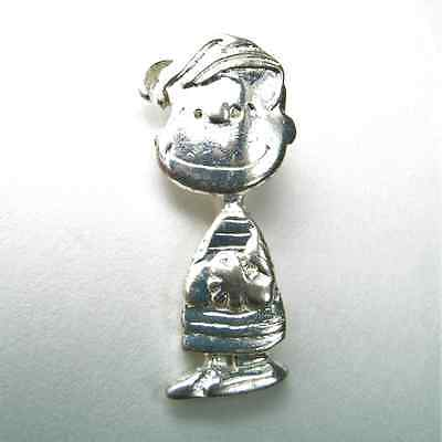 Linus Sterling Silver Pendant