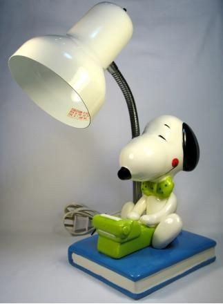 Literary Ace Desk Lamp