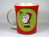 2009 Christmas Mug - Santa's Little Helper (Woodstock)