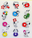 Snoopy Loose Leaf Reinforcements