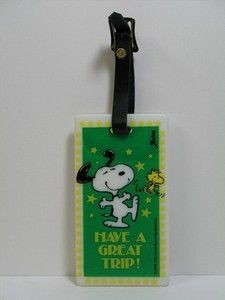 Have A Great Trip Luggage Tag
