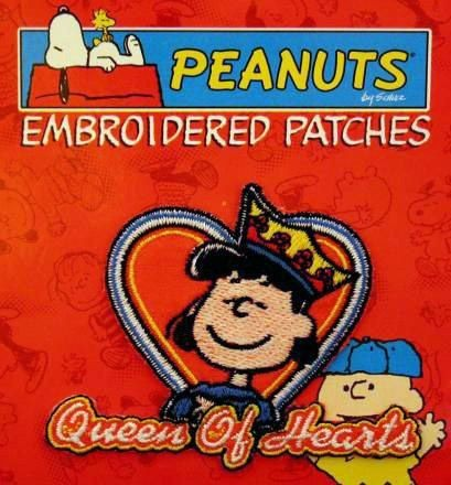 LUCY PATCH - QUEEN OF HEARTS