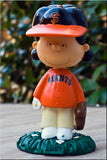 2010 Limited-Edition Lucy San Francisco Giants Bobblehead